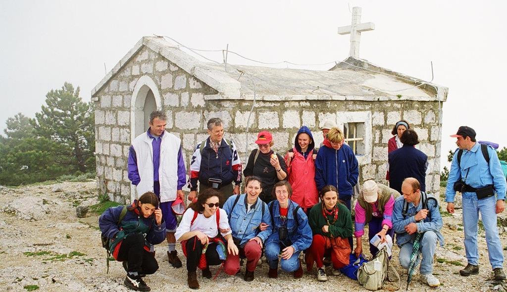 kapela Sv. Mikule na Osorscici -otok Losinj (Copy)