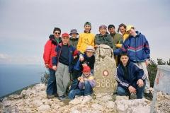 vrh Osorscice Televrina - otok Losinj (Copy)